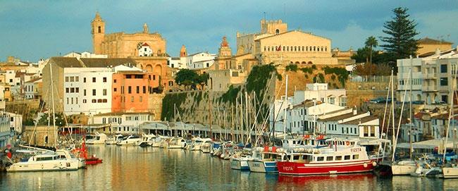 Top 3 lugares de interés en Menorca